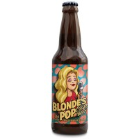 Cerveza blondes-pop
