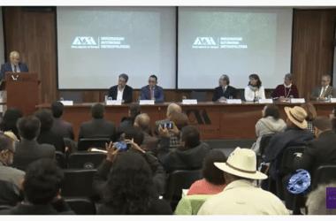 Presentarán iniciativa ciudadana de Ley General de Aguas