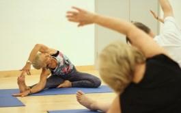 Quais os benefícios da yoga para a terceira idade?