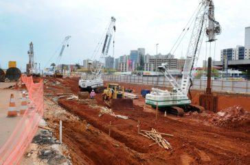 Túnel de Taguatinga: GDF investe em tecnologia e técnica sustentável