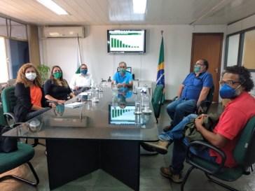 Hortas urbanas e comunitárias do DF ganham apoio da Secretária de Agricultura