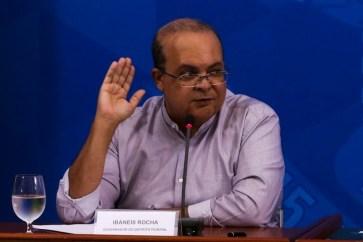 Governador Ibaneis Rocha decretou novo lockdown a partir de 1° de março