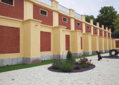Mejora integral de los depósitos del Cerro de San Miguel