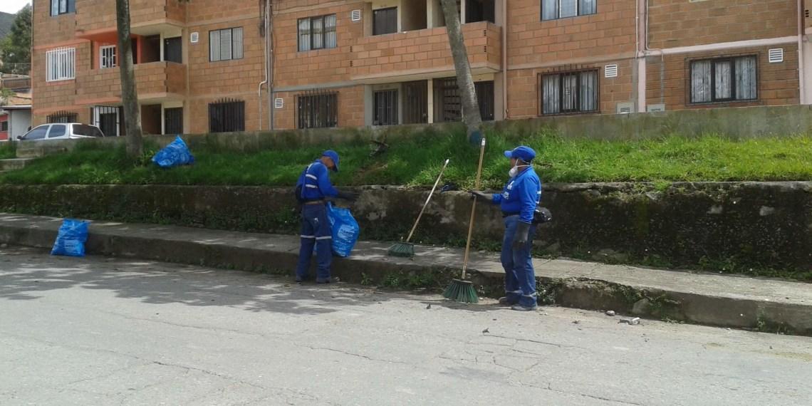 Servicio de Barrido de Calles