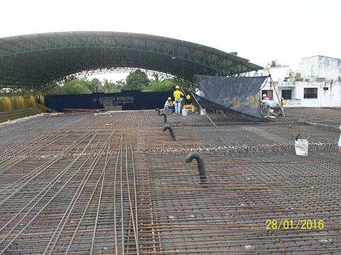 Ampliación y optimización del sistema de acueducto urbano del municipio de San Marcos
