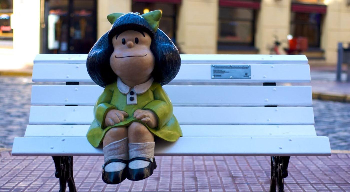 Mafalda em Buenos Aires: dicas que você vai amar