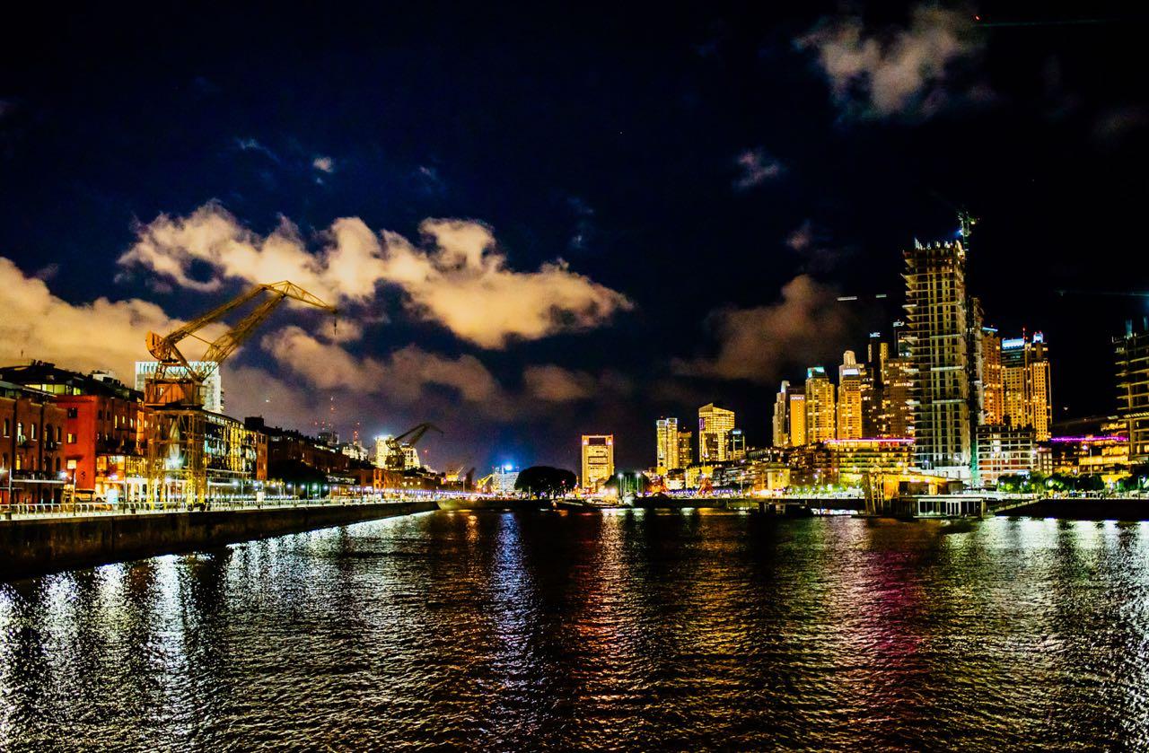 Puerto Madero à noite: as melhores dicas – Aguiar Buenos Aires