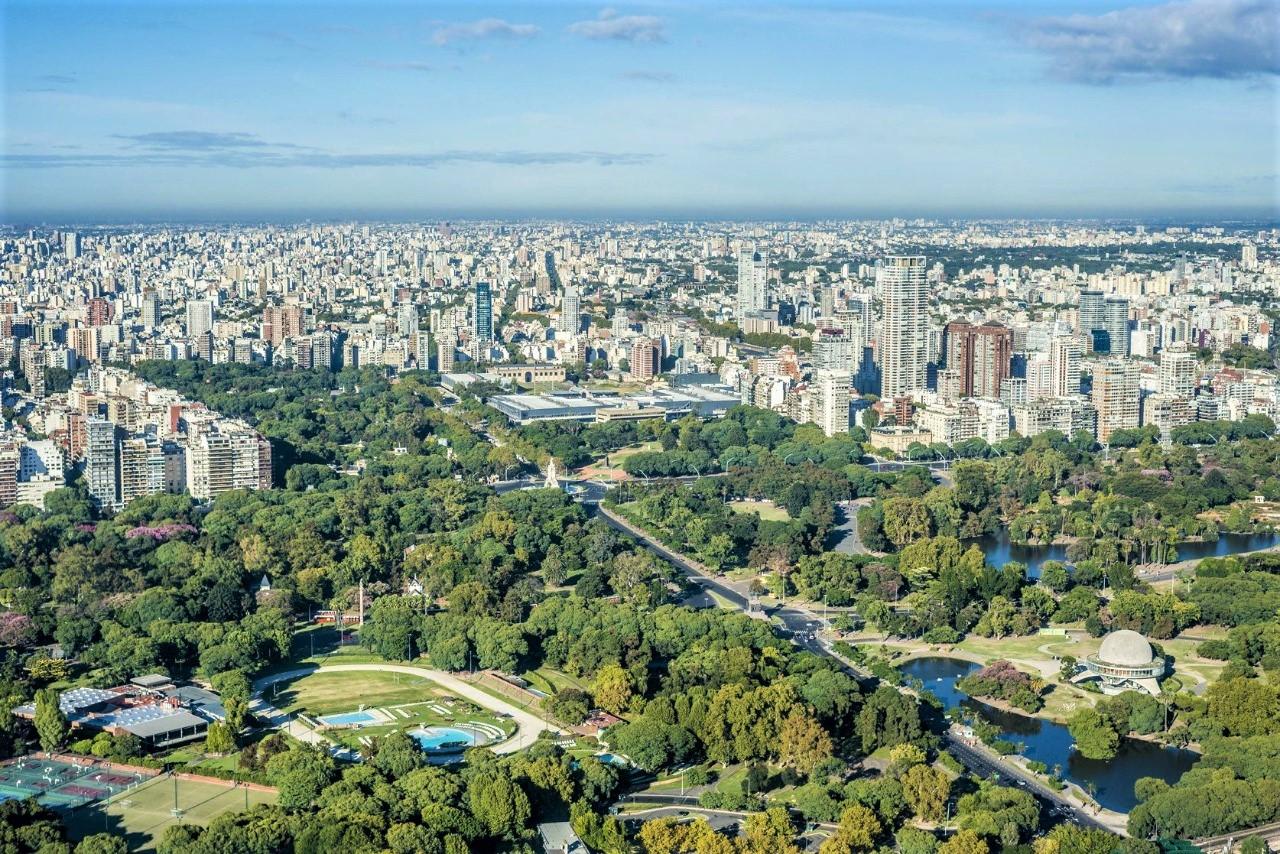 Bosques de Palermo: O Pulmão de Buenos Aires