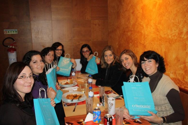 encontro de bloggers