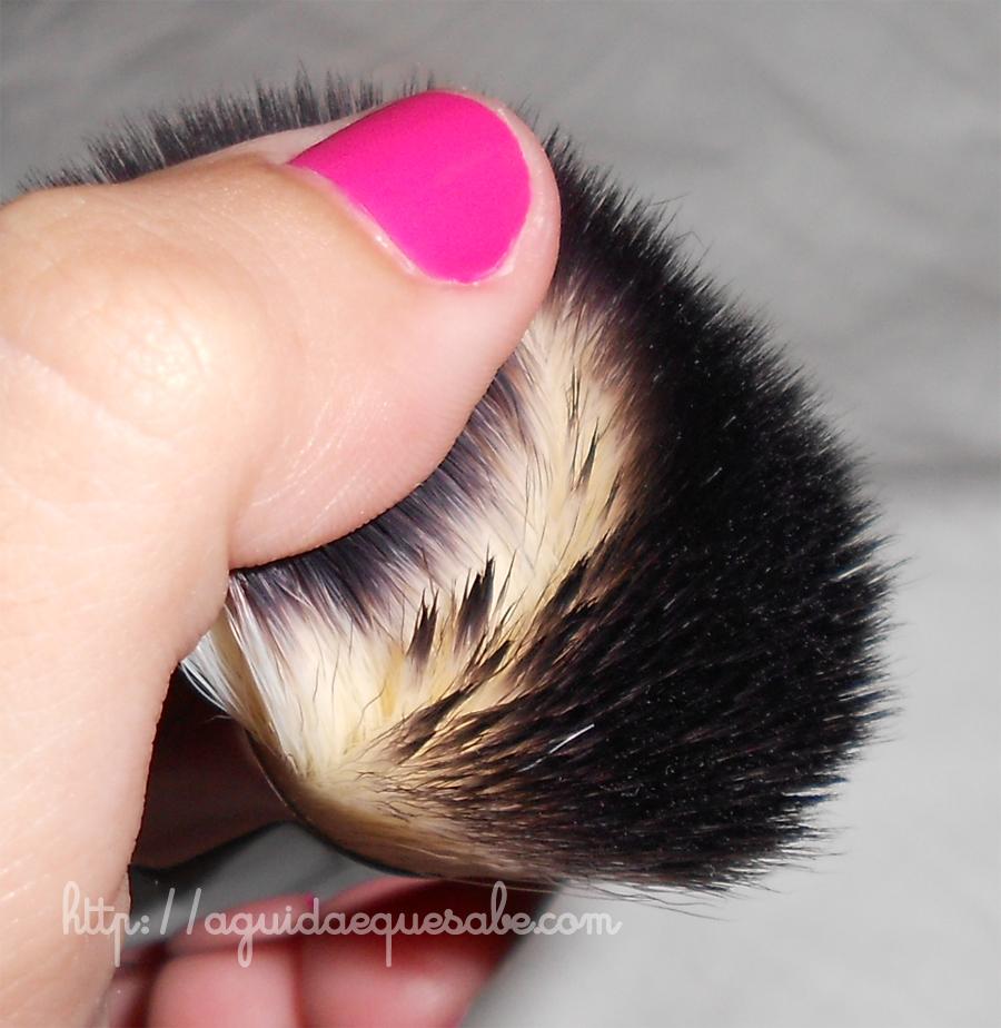 argent makeup pincel 101 base flat brush maquilhagem portuguesa portugal