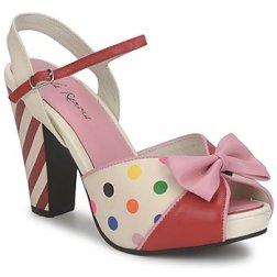 lola ramona sapatos sandálias vintage pinup retro rockabilly spartoo