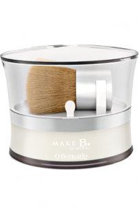 maquilhagem primer mineral make b maquiagem pó facial kabuki beleza vegan cruelty free