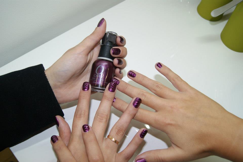 Verniz Gel Orly gelinho unhas manicure portugal