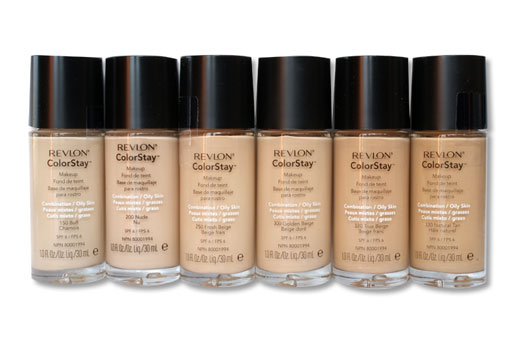 base revlon colorstay fond de teint maquilhagem make up maquillalia