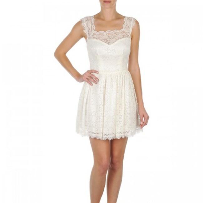 spartoo morgan vestido branco noiva casamento renda