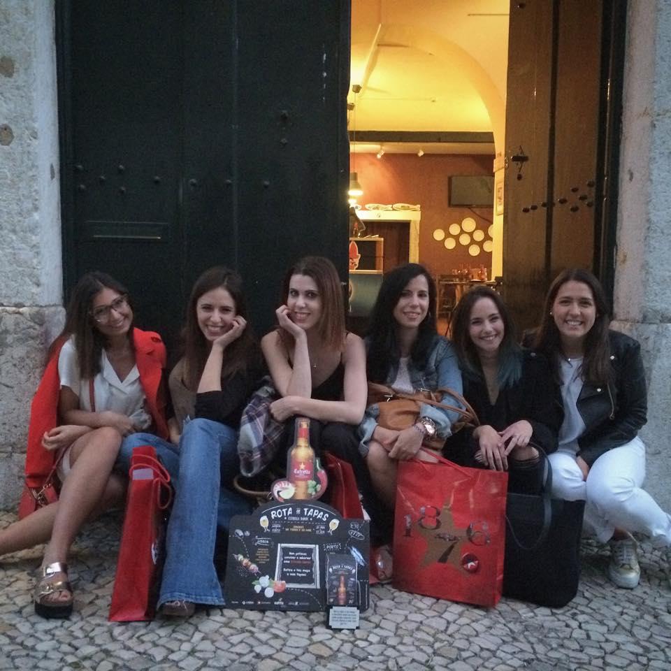 5ª Edição Rota de Tapas Estrella Damm Lisboa blog zomato