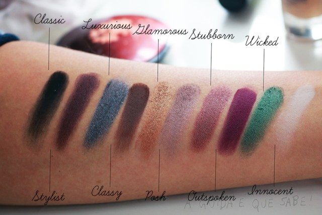 argent makeup sombras maquilhagem review resenha swatch opinião low cost portugal beleza beauty blog