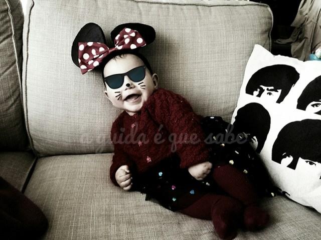bebé carnaval