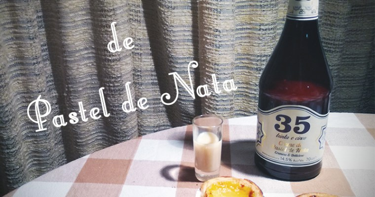 Beber Pastéis de Nata