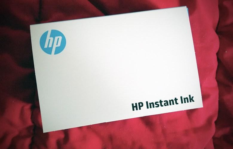 hp instant ink tinteiros funciona