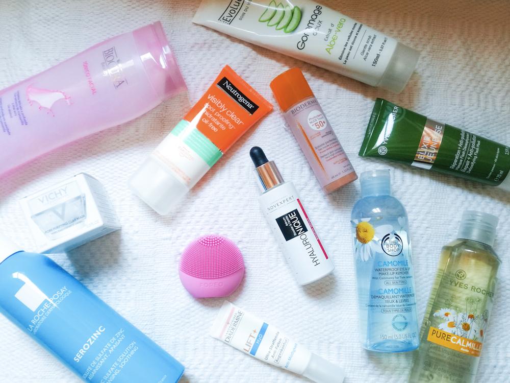 skin care rotina rosto melhores produtos must have sweetcare skin desconto resenha beleza skin sweetcare