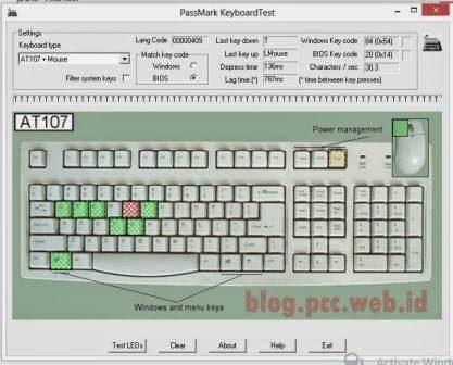 Keyboard Test Portable Aplikasi Cek Keyboard Laptop Rusak Agus Armanto