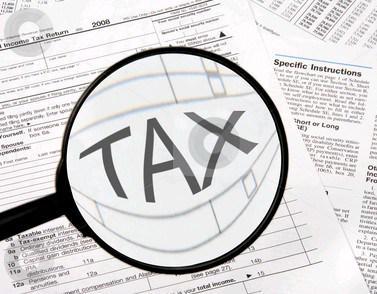 gambar taxes 12