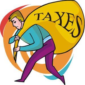 gambar taxes 3