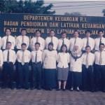 Diklat Fungsional Keterampilan Dasar Pemeriksa Pajak Angkatan I tahun 2001