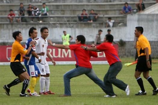 Perkembangan berita sepakbola Indonesia terkini