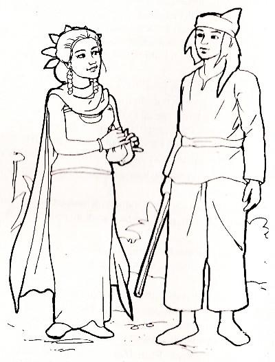 Cerita Rakyat Sulawesi Barat Legenda Si Kembar Sawerigading dan Tenriyabeng