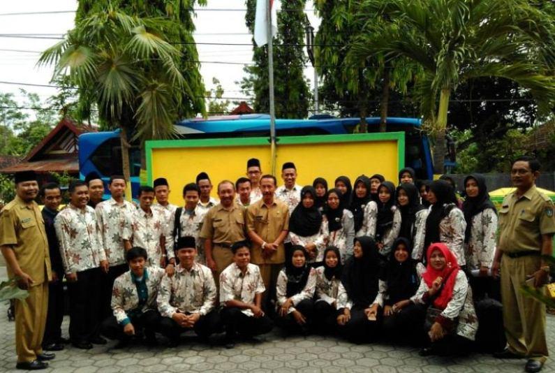 Halal Bihalal Keluarga Besar Sekolah Dasar Kecamatan Mojowarno Tahun