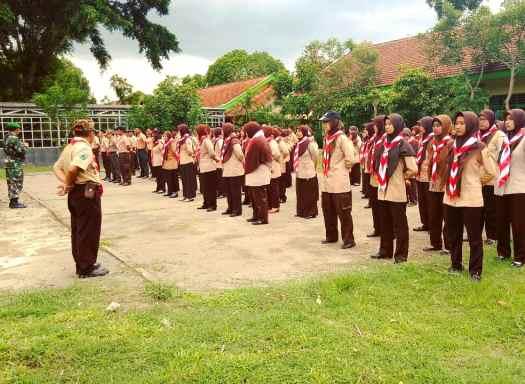 Persiapan Kursus Mahir Dasar dan Kursus Mahir Lanjut Pembina Pramuka di Kwaran Bareng 2018