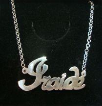 Nombre plata Iraide