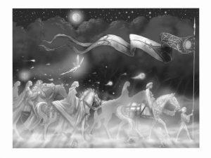 Desfile de Hadas, de Xavier Gordillo