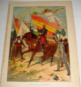 La Gloriosa, 1868