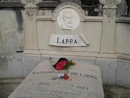 Tumba de Mariano José de Larra