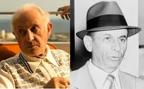 Meyer Lansky - Lee Strasberg