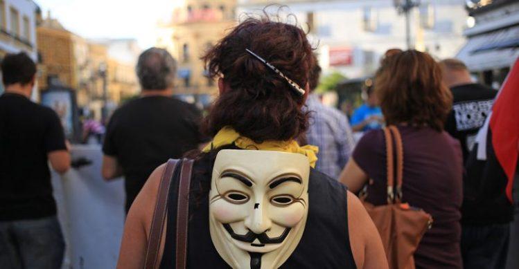 Manifestación contra la ley Mordaza - Imagen de archivo - Foto: Manu García