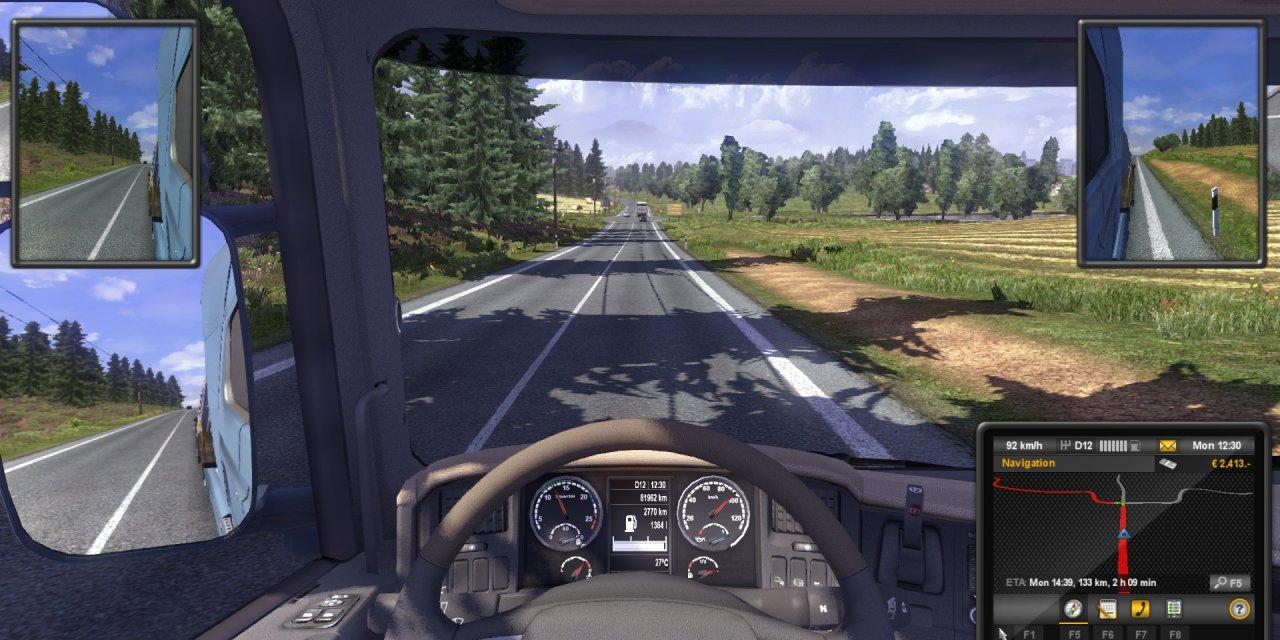 Euro Truck Simulator 2: Reseña