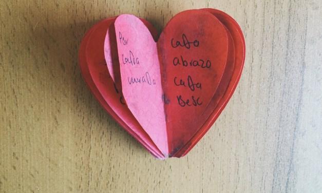 Alguien tiró su corazón en Cholula