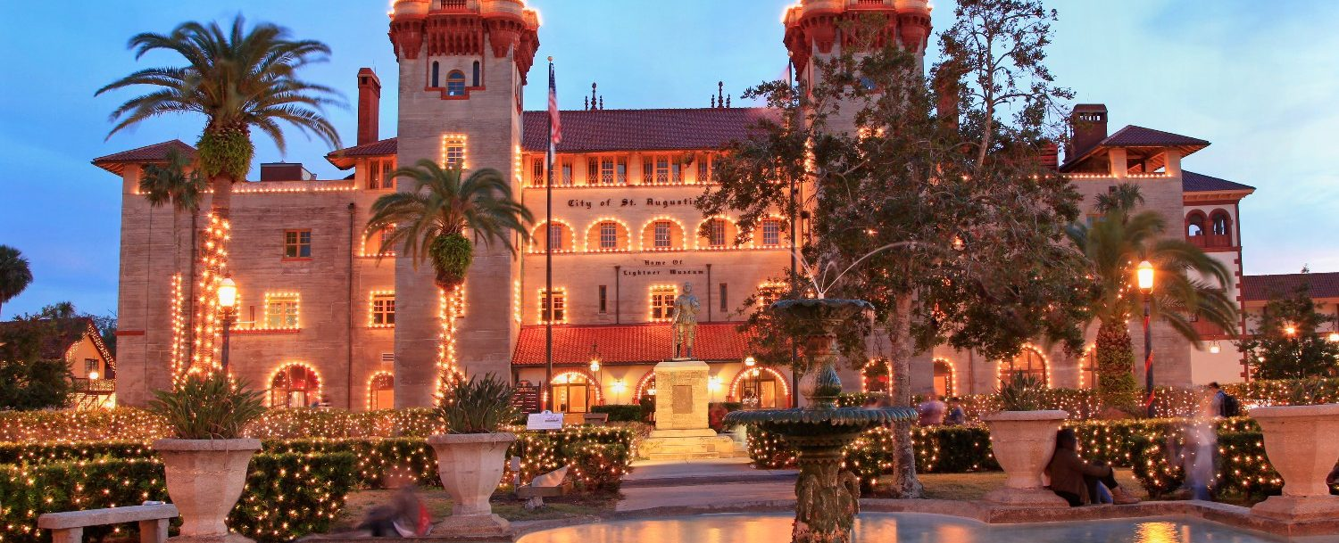 nights of lights st augustine a