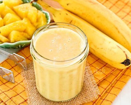 smoothies de frutas