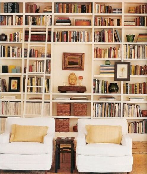 cómo darle estilo a tu librería