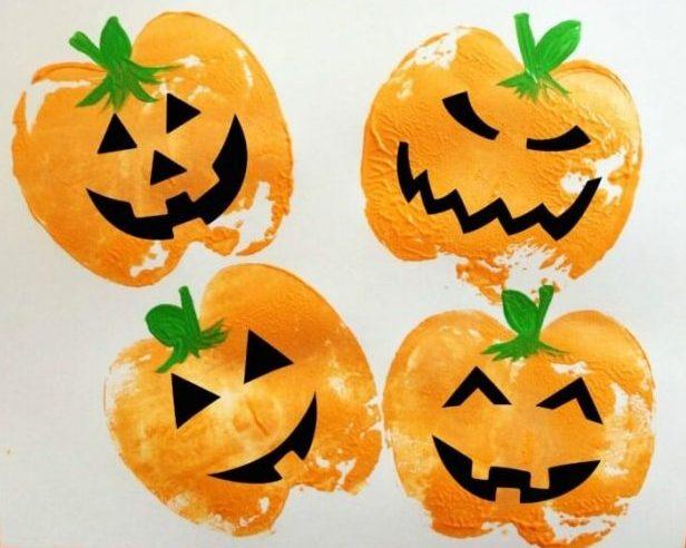 manualidades infantiles para halloween