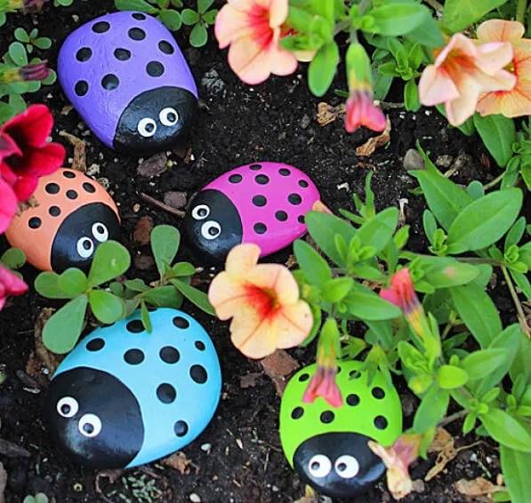 manualidades infantiles de primavera