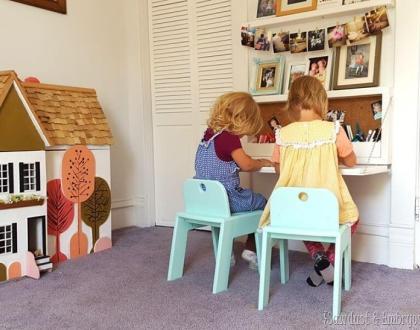 DIY para habitaciones infantiles