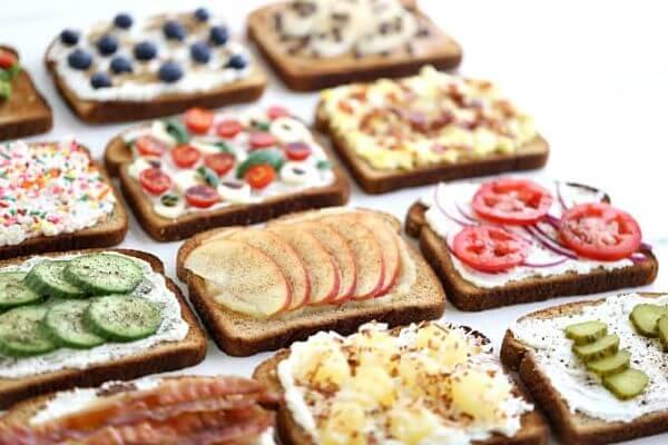 desayunos para días festivos