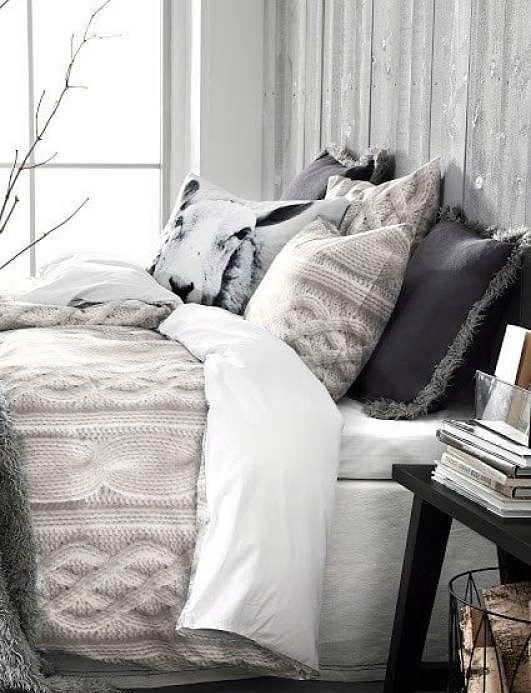 estar a gusto en casa en invierno