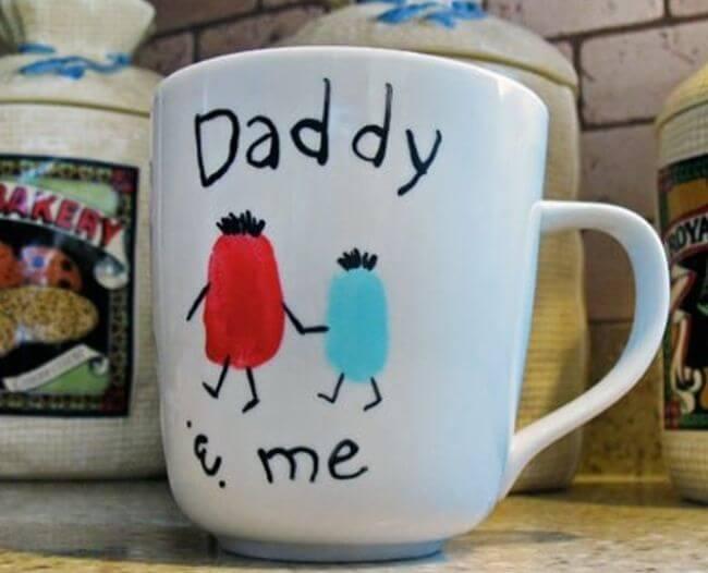 manualidades infantiles para papá